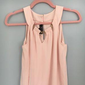 Pink BCX blouse